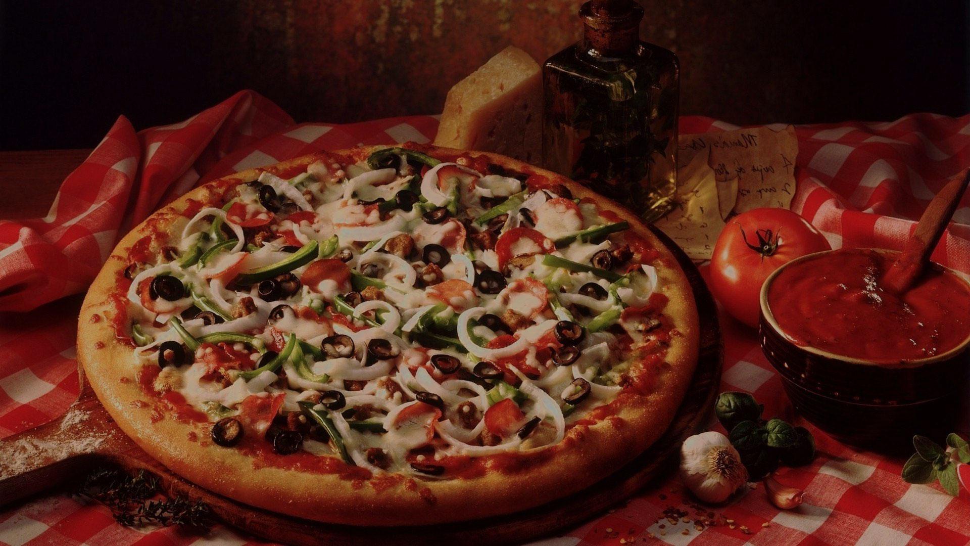 Факты о пицце